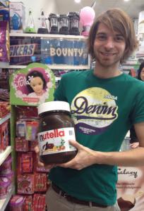 Nutella XXL